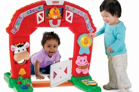 Fisher Price Laugh and Learn Farm