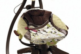 Fisher Price Zen Collection Cradle Swing