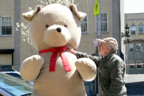 GIANT TEDDY BEAR – 8 FEET TALL