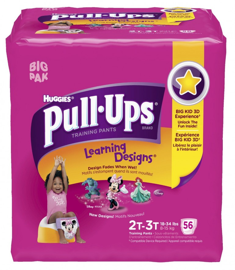 Pull ups Training Pants Learning Designs