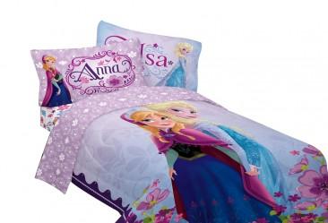 "Lovely bedding set Ana & Elza "" Frozen """