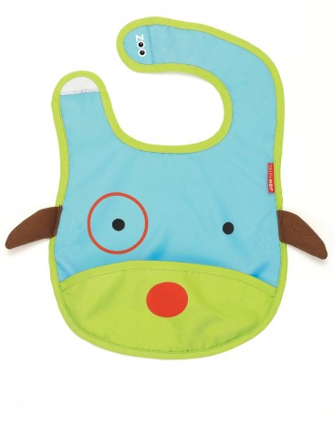 Skip Hop Zoo Bib { Dog }