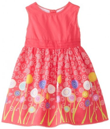 JoJo Maman Bebe Baby-Girls Newborn Lollipop Party Dress