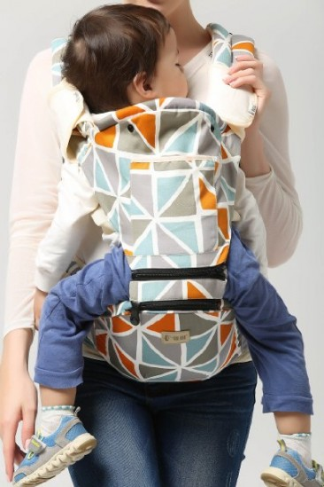 Ergonomics Baby-Toddler-Infant Comfort Backpack Sling Wrap