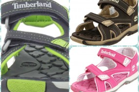 Timberland Mad River 2-Strap Sandal ( Toddler / Little Kid / Big Kid )