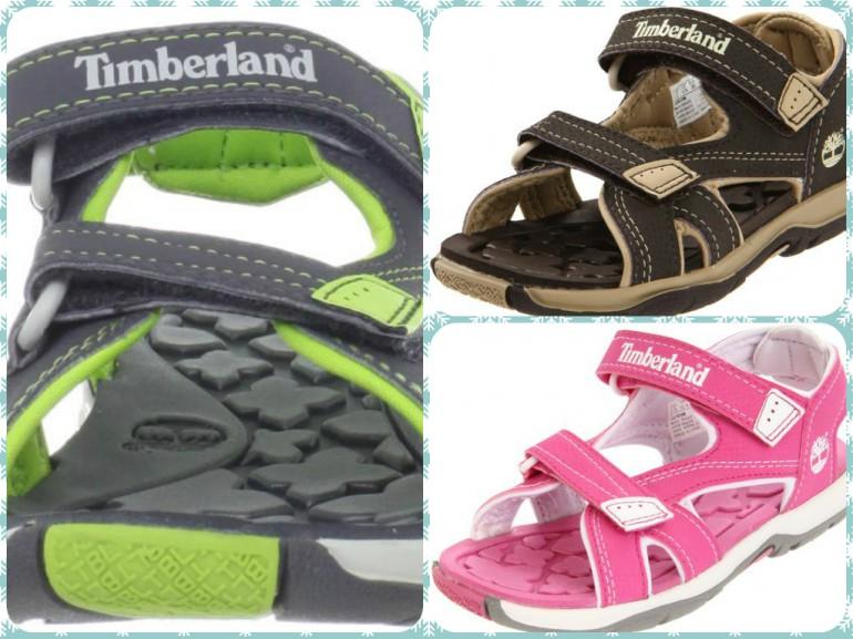 Timberland Mad River 2-Strap Sandal ( Toddler / Little Kid / Big Kid )