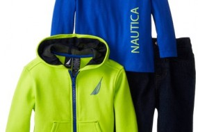 Baby Boys Infant Nautica 3 pieces set