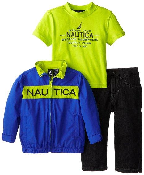 * NAUTICA * Baby-Boys Outwear 3 pcs set