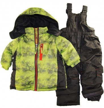 iXtreme snowsuit set for baby boys