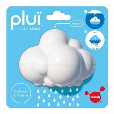 * Moluk Plui * fun cloud baby bath toy