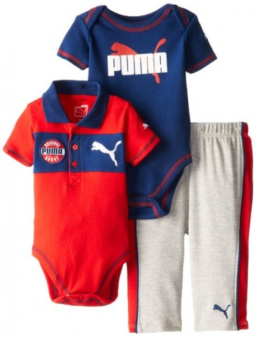 PUMA baby boy set / sizes : 3-6 months