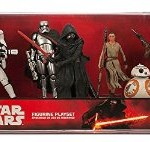 Star Wars The Force Awakens Figurine Playset