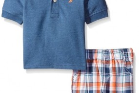 Baby Boys Set Nautica T-shirt and Short