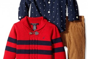 * Nautica * 3 pieces set for baby boys