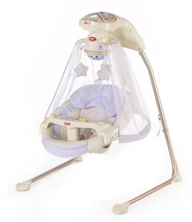 Fisher Price Papasan Cradle Swing Starlight