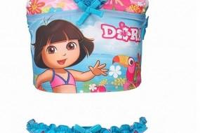 Dora Girls 2-Piece Criss Cross Tankini Swimsuit – UPF 50+