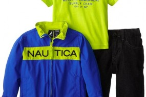 * NAUTICA * Baby-Boys Outwear 3 pcs set