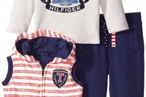 * Tommy Hilfiger * 3 pieces baby boy set